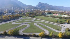 Carting Track, Vratsa