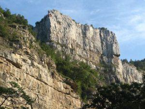 Traseul Cascada Vratsa – Skaklia – Localitățile Patleina, Izbata – Muntele Okolchitsa, Vrața