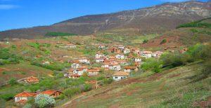 Satul Ochin Dol – Cabana Parshevitsa, Vrața
